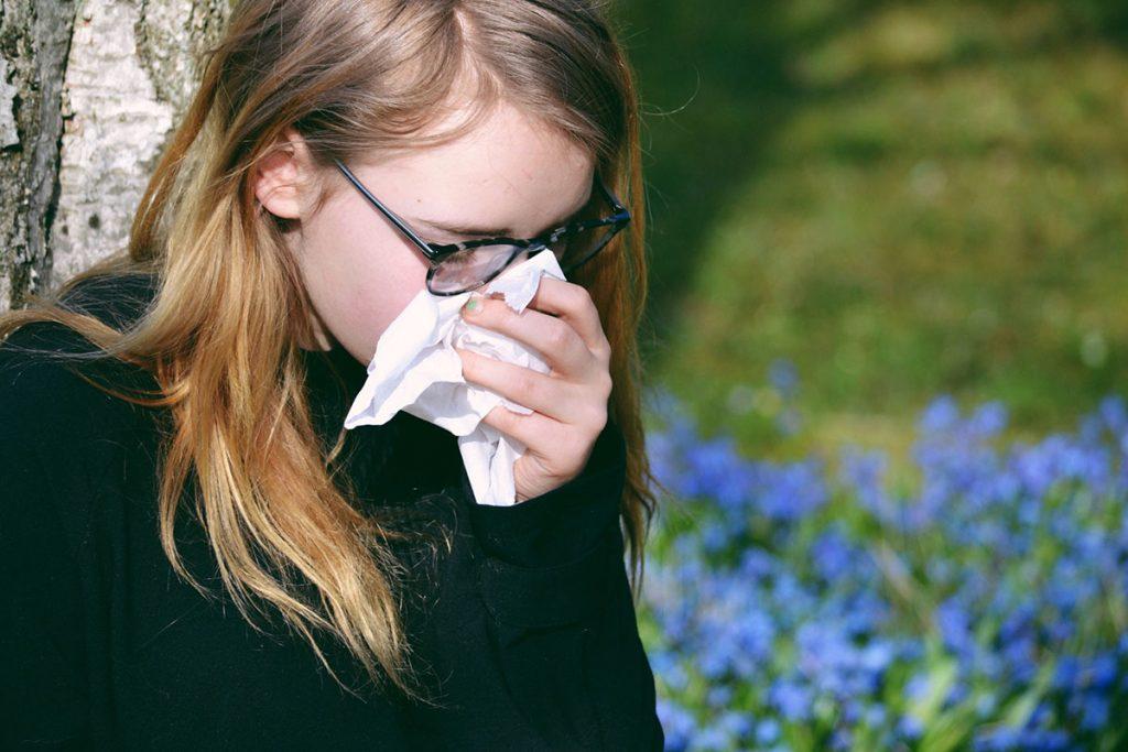Baharda alerji