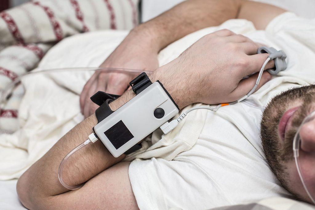 Uyku apnesi radyofrekans