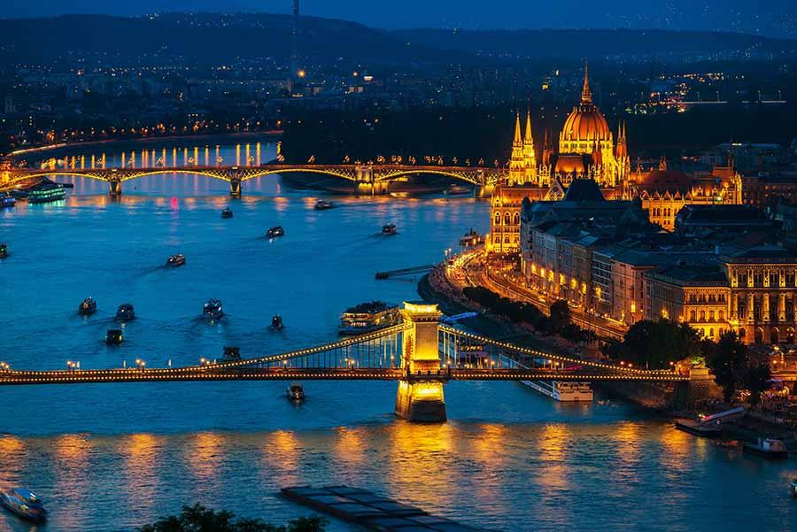 Budapeşte'de bir hafta sonu